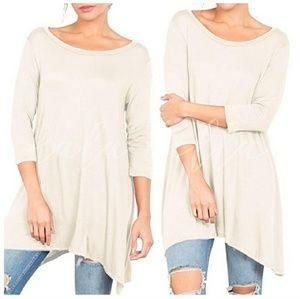 Tops - Sand Tunic Dress